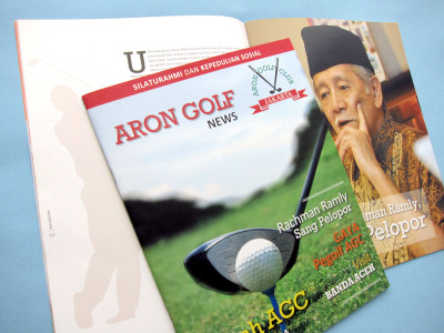 arun golf club cover